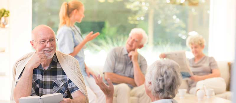 Elderly Care in Piedmont Triad, NC